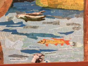 Olsen Elementary Mural Gallery